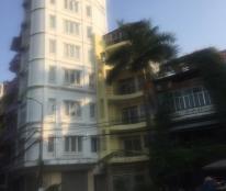 Bán nhà mặt phố Trấn Vũ, Ba Đình, Hà Nội 134m2, 3 tầng, mặt tiền 12m, 56 tỷ