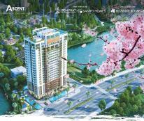 Bán căn hộ chuẩn Nhật Ascent Lakeside 2PN và 1WC, tầng 6 giá 2.950ty (có Vat)