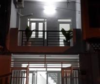 Bán nhà Nơ Trang Long, quận Bình Thạnh, 34m2, 2.75 tỷ.