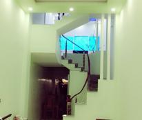 Cho thuê nhà full đồ trong khu TĐC Đằng Lâm, 3,5 tầng, nhà mới xây, ô tô