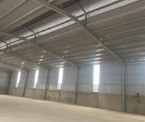 Cho thuê 2000 m2 kho, nhà xưởng tại huyện Đông Anh, Tp Hà Nội
