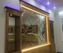 Cần tiền bán gấp căn nhà mới xây HXH đường Quang Trung, sổ hồng cá nhân