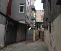 Bán nhà phố Đoàn Trần Nghiệp, Q. Hai Bà Trưng 40m2, mặt tiền 4,1m, giá bán 4,7 tỷ