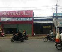 Cho thuê nhà MT Tô Ngọc Vân, Q. Thủ Đức, DT: 10x30m, nhà cấp 4. Giá: 55 tr/th