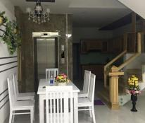 Bán Nhà 1T3L Phan Chu Trinh Vip Có Thang Máy,Dt:102m,Hẻm 8m,Giá:7Ty
