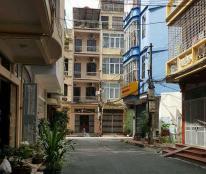 Nhà đầu ngõ phố Nguyễn Đình Hoàn, 50m2 x 5T, giá 5.5 tỷ