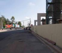 Cho thuê nhà góc 2 MT Nguyễn Văn Bá, Q. Thủ Đức, DT: 6x20m, trệt, 3 lầu. Giá: 80 tr/th
