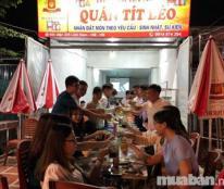 Sang nhượng cửa hàng bia hơi Hà Nội tại Lĩnh Nam, Quận Hoàng Mai