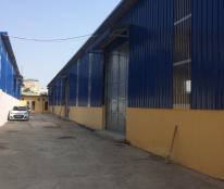 Chính chủ cho thuê 250m2 kho xưởng tại Ba La, Hà Đông, Hà Nội