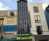 Bán nhà mặt tiền đường Yersin, 4 tầng, 19.3 tỷ