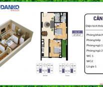 Bán suất ngoại giao căn 04 tầng 24 tòa CT1 chung cư ICID Complex