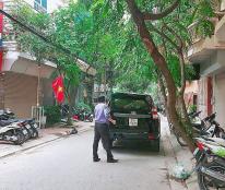 Bán nhà Thái Hà Đống Đa  40 m 4 tầng mặt tiền 3.8 m giá 7.3 tỷ, ga ra ô tô, kinh doanh văn phòng.