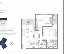 Bán suất ngoại giao căn 2A5 tầng 8 chung cư Samsora 105 Chu Văn An