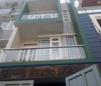 Bán nhà 4 tầng, Phan Huy Ích, P12,Gò vấp, 60m2, Giá: 4.45 tỷ