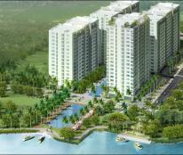Cần bán căn góc số 1 block b2, 2pn 2wc dự án 4s riverside linh đông giá 1,6tỷ