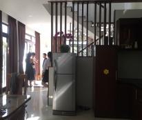 Cho thuê nhà nguyên căn đường Hà Kì Ngộ gần Hồ Nghinh 3T,4PN full NT 23 tr/ tháng