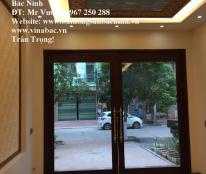 Cho thuê nhà 4 phòng khu Võ Cường, trung tâm TP.Bắc Ninh
