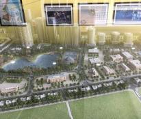 Cho thuê sàn văn phòng 200m2 – 1300m2 tại khu vực Ngoại Giao Đoàn, giá từ 160 nghìn/m2