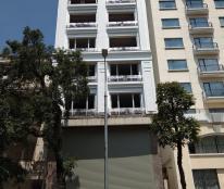 Bán nhà MP Trần Hưng Đạo, Hai Bà Trưng, DT 133m2, 8 tầng, MT 9m, giá 60 tỷ