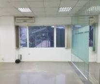 Cho thuê Vp phố Nguyễn Khuyến DT 45m2 hợp VP đại diện, spa, phòng tập, kho, BV 24/24 free DV 9tr/th