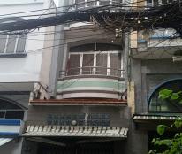 Bán nhà HXH Đồng Xoài, DT 4,2 x 19m, 2 lầu + ST, gần chợ Hoàng Hoa Thám