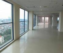 Cho thuê văn phòng tòa CMC mặt phố Duy Tân, Cầu Giấy diện tích 50m2,90m2, 150m2, 500m2, 200ng/m2/th
