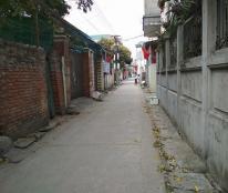 Bán đất Yên Viên 126m hướng Tây Bắc ô tô đỗ cửa giá 19.5tr/m. LH Ninh 0931705288