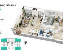 Chính chủ bán căn hộ chung cư 3 phòng ngủ dự án Gold Season 47 Nguyễn Tuân, Thanh Xuân