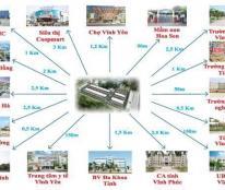 Bán nhà biệt thự, liền kề tại dự án Fairy Town Vĩnh Yên, Vĩnh Yên