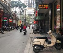 Bán nhà Hoàng Quốc Việt, Cầu Giấy gara, vỉa hè, kinh doanh