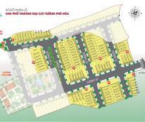 Dự án phố thương mại Cát Tường Phú Hòa – Tỉnh Lộ 10 Thị Trấn Đức Hòa