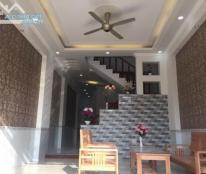 Cần bán nhà ngay Hương Lộ 80, đúc 1T, 1L, 2 phòng ngủ, DT 4x8.3m gần ngã 5 Vĩnh Lộc