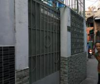 Bán nhà hẻm 416 Âu Cơ, chính chủ bán, miễn trung gian