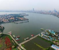Cần Bán căn hộ 86m2 view Hồ tại CT36 Xuân La LH: 01629948914