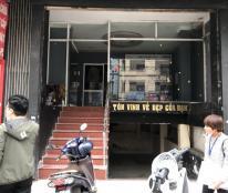 Chính chủ cho thuê nhà mặt phố số 4 Lê Thanh Nghị, diện tích 60m2, 9.600.000 đ