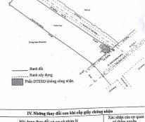 Bán đất trống 4373m2 góc 2 mặt tiền p.12 Quận 6 280 tỷ