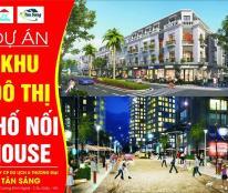 Mở bán 100 lô liền kề Phố Nối House Hưng Yên