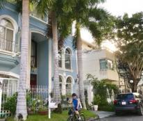 Cho thuê gấp biệt thự song lập khu Cảnh Đồi, Phú Mỹ Hưng, quận 7, TP HCM, LH: Nụ 0903015229