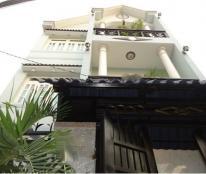 Nhà biệt thự xe gara 7 chỗ Đất Thánh, phường 6, Tân Bình, DT 72m2 x 4 lầu, 8.8 tỷ