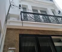 Nhà xinh Huỳnh Văn Bánh P13 PN , 4 tầng , giá 5,65ty