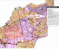 Bán đất 2 mặt tiền 1324 m2 tại Phước Bình Long Thành