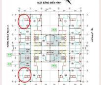 Suất ngoại giao dự án chung cư CT36 Xuân La – Bộ Quốc Phòng