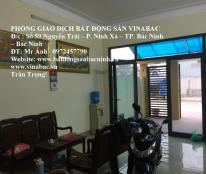 Cho thuê nhà 4 tầng gần khu cầu Bồ Sơn, TP.Bắc Ninh