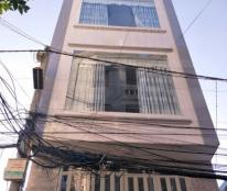 Bán nhà 1 trệt 3 lầu cách Rạch Tham Tướng 50m, nhà cao cấp, Hẻm 15 Trần Văn Hoài, Cần Thơ