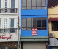 Cho thuê nhà nguyên căn mặt đường Văn Cao, Hải Phòng, 90m2, 4 tầng