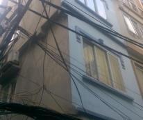 Bán nhà phố Chùa Bộc, DT 31m2, 4 tầng, MT 3.3m, giá 2.85 tỷ