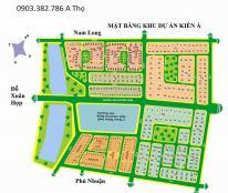 Bán đất nền dự án KDC Kiến Á, Phước Long B, Quận 9 LH 0903 382 786