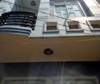 Nhà đường Hoàng Ngân P.16 Q.8. Giá 3.45 tỷ.