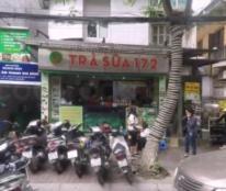 Cho thuê nhà mặt phố Triệu Việt Vương, DT 33m2, MT 4.5m, giá thuê 25tr/th