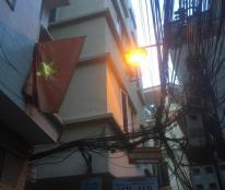 Bán nhà Vĩnh Phúc 40m2, 5 tầng, mặt tiền 6m, 2 mặt thoáng, kinh doanh, giá 3.5 tỷ.